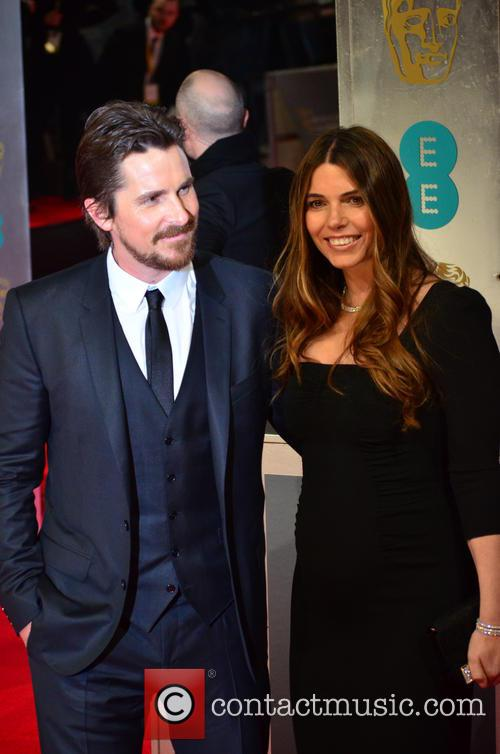 Christian Bale and Partner 9