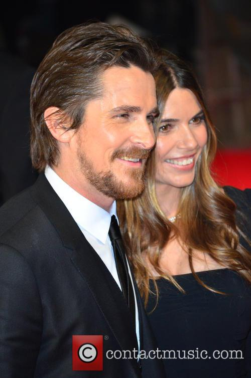 Christian Bale and Partner