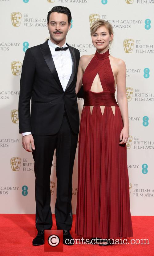 Jack Huston and Imogen Poots