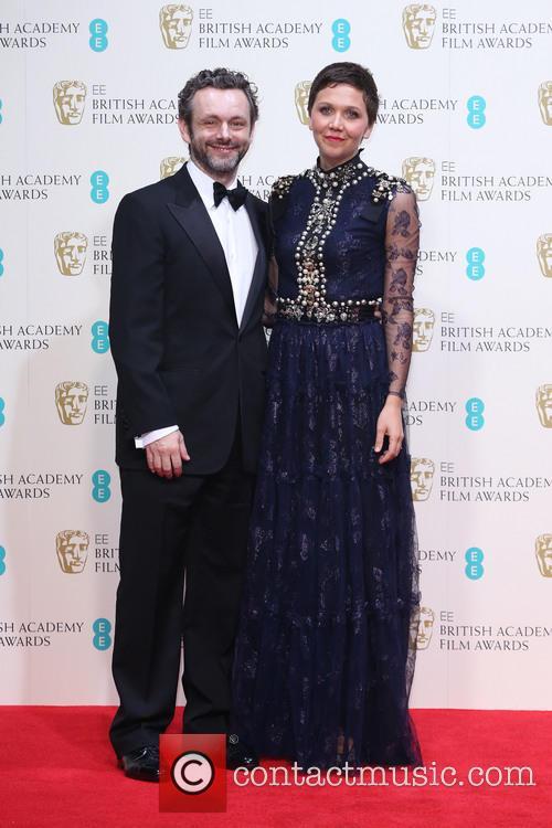Michael Sheen and Maggie Gyllenhaal 8