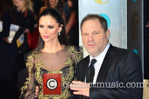 Harvey Weinstein and Guest