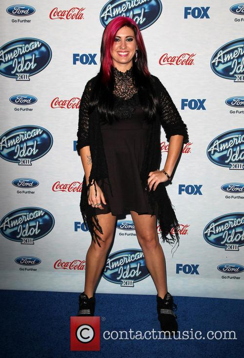 American Idol and Jessica Meuse