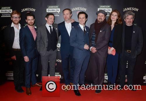 Brian Gleeson, Andrew Scott, Peter Mcdonald, Hugh O'connor and John Butler