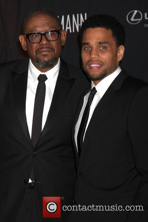 Forest Whitaker and Michael Ealy