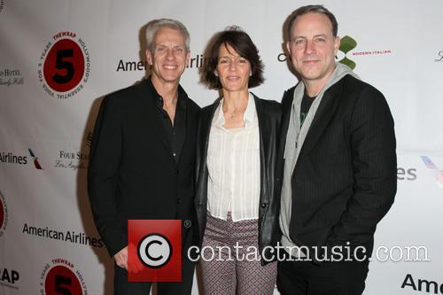 Chris Sanders, Kristine Belson and Kirk Demicco 2