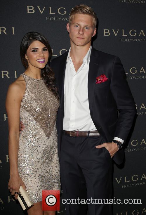 Nicole Pedra and Alexander Ludwig 2
