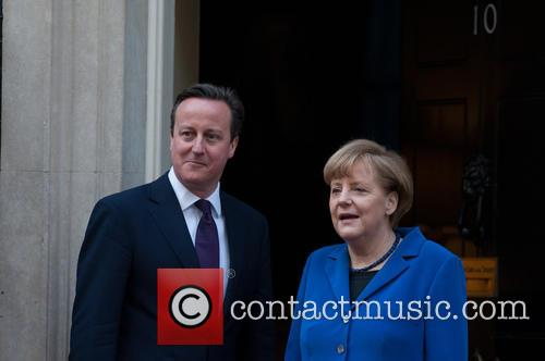 David Cameron and Angela Merkel 2