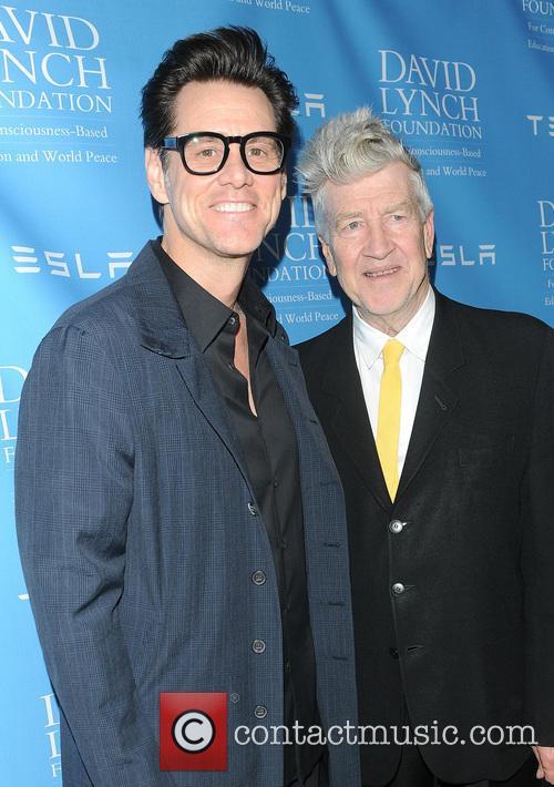 Jim Carrey, David Lynch and Rick Rubin