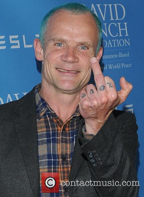 Flea and Michael Balzary 1