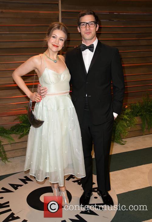 Andy Samberg and Joanna Newsom 5