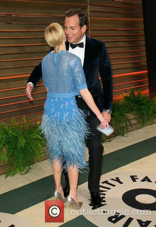 Elizabeth Banks and Will Arnett