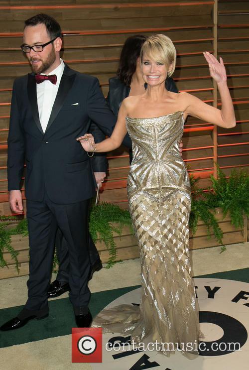 Dana Brunetti and Kristin Chenoweth 3