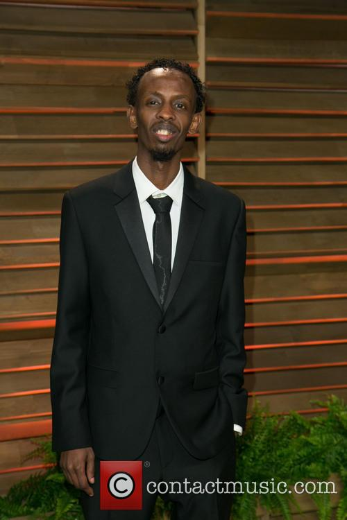 Vanity Fair and Barkhad Abdi