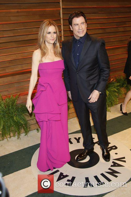 John Travolta and Kelly Preston 7