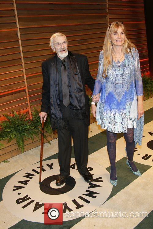 Martin Landau and Gretchen Becker 11