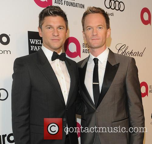 Neil Patrick Harris and Elton John