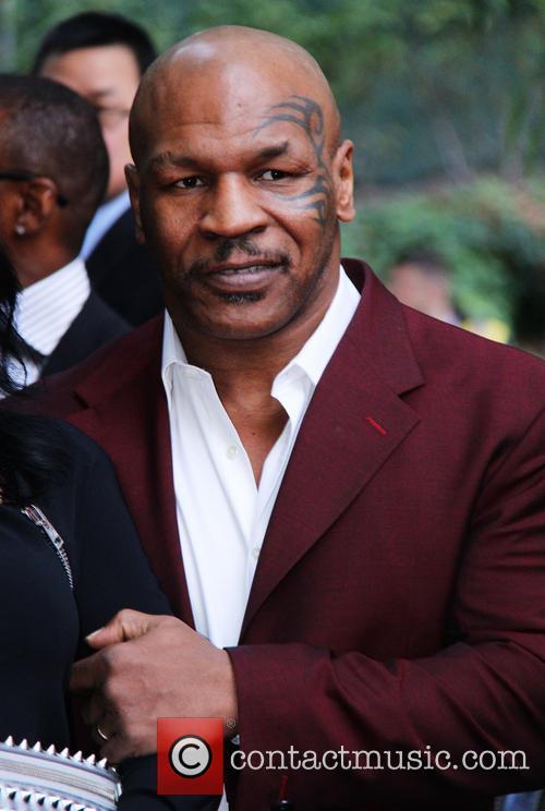 Mike Tyson 8