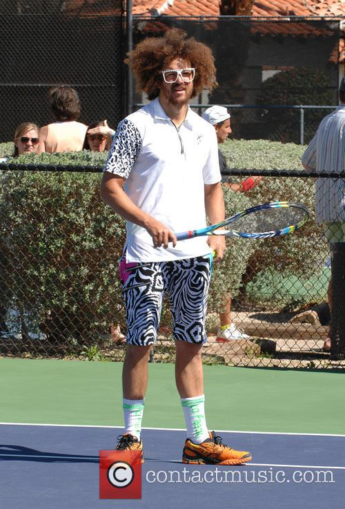 Will Ferrell and Redfoo Of Lmfao 1