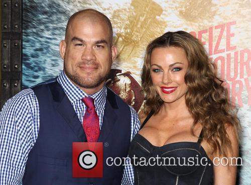 Tito Ortiz and Kristin Ortiz