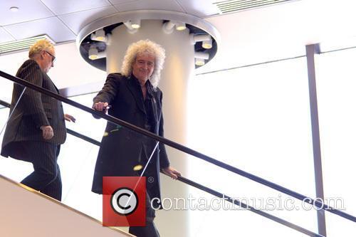 Roger Taylor and Brian May 2