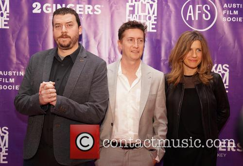 Danny Mcbride, David Gordon Green and Jill Newell 2