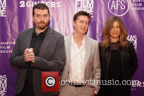 Danny Mcbride, David Gordon Green and Jill Newell 1