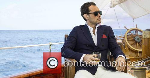 Johnnie Walker Blue Label, Launches Short Film Starring, Jude Law and The Gentleman's Wager 1