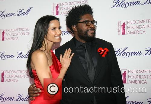 Padma Lakshmi and Questlove 3