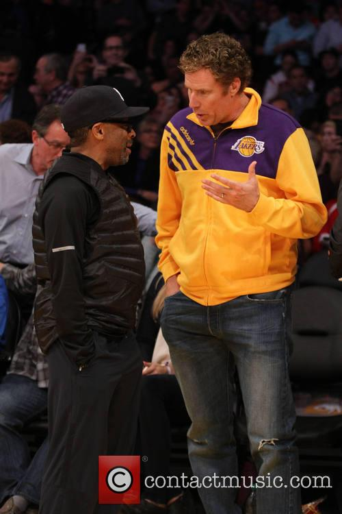 Spike Lee and Will Ferrell 7
