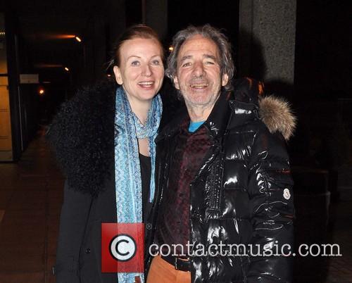 Judith Owens and Harry Shearer
