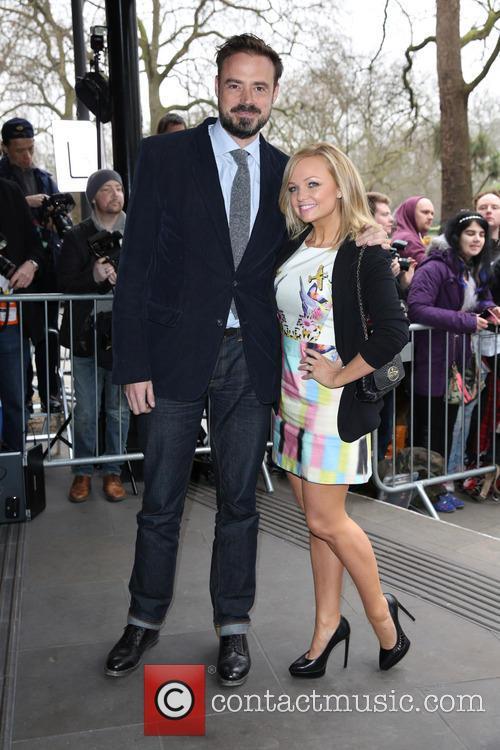 Jamie Theakston and Emma Bunton