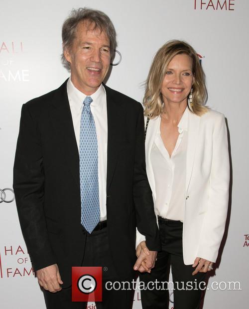 David E. Kelley and Michelle Pfeiffer 2