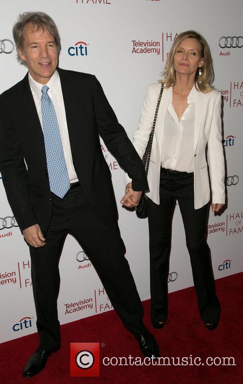 David E. Kelley and Michelle Pfeiffer 1