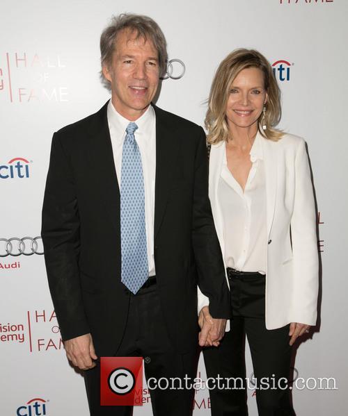 David E. Kelley and Michelle Pfeiffer 6