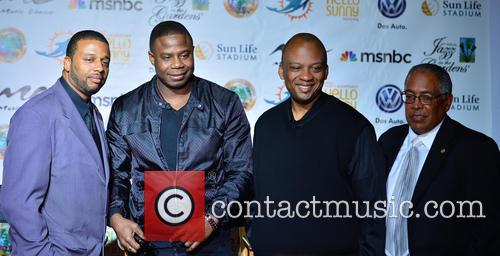 The , Melton Mustafa Jr., Doug E. Fresh, Oliver G. Gilbert Iii and Al Tucker 6