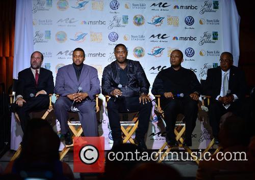 The , Scott Gartner, Melton Mustafa Jr., Doug E. Fresh, Oliver G. Gilbert Iii and Al Tucker 7