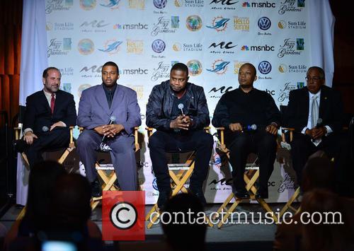 The , Scott Gartner, Melton Mustafa Jr., Doug E. Fresh, Oliver G. Gilbert Iii and Al Tucker 9
