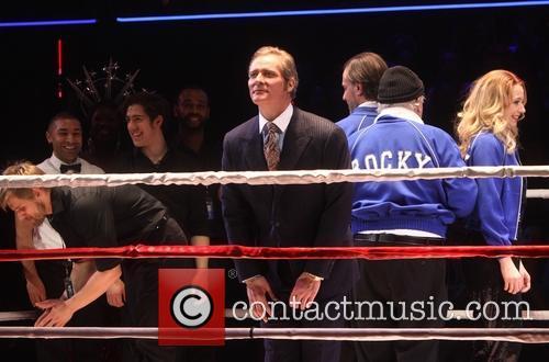 Andrew Macdonald and Rocky