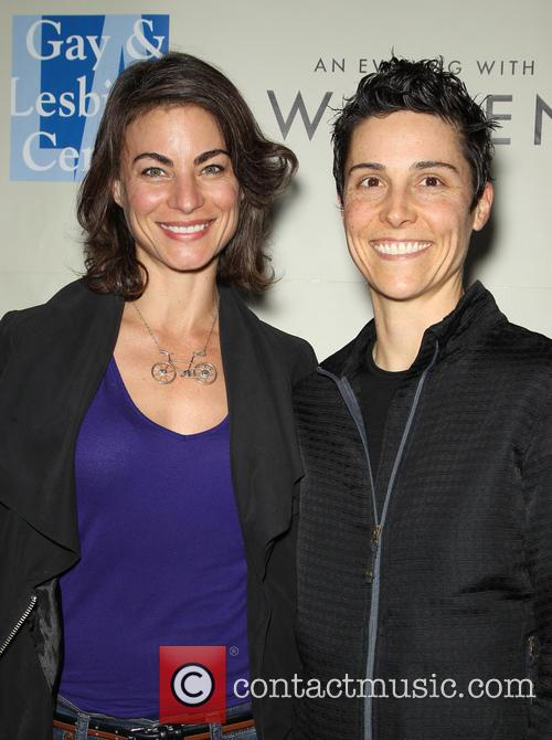 Traci Dinwiddie and Girlfriend 1