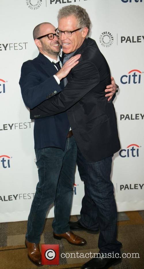 Damon Lindelof and Carlton Cuse