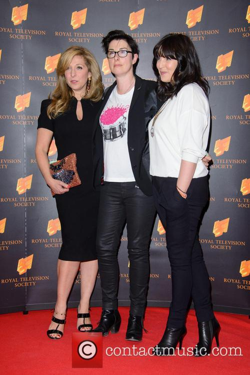 Tracey-ann Oberman and Sue Perkins 3