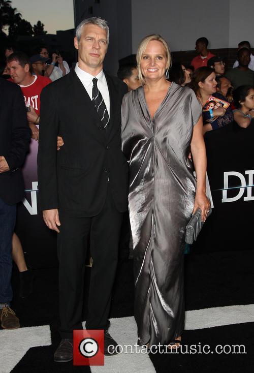Neil Burger and Diana Kellogg 2