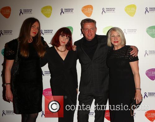 Suggs, Ann Martin, Scarlett Mcpherson and Viva Mcpherson 1