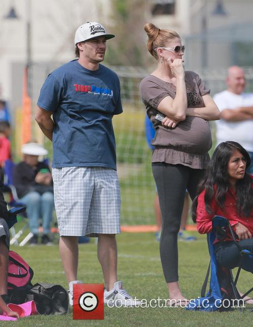 Kevin Federline and Victoria Prince