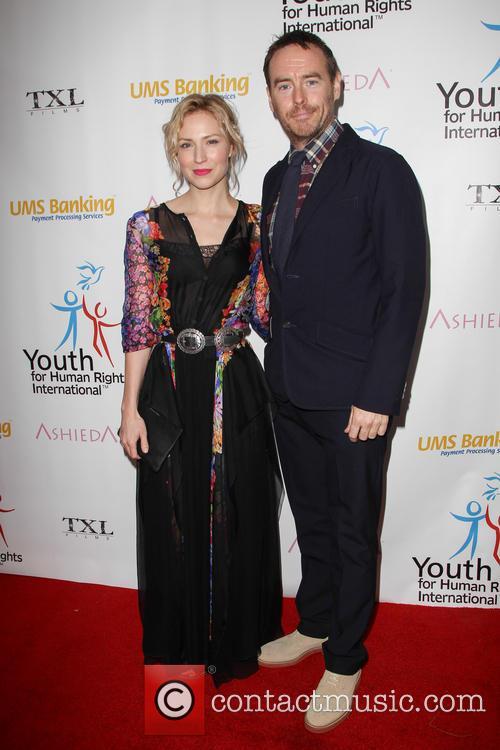 Beth Riesgraf and Alan Smyth
