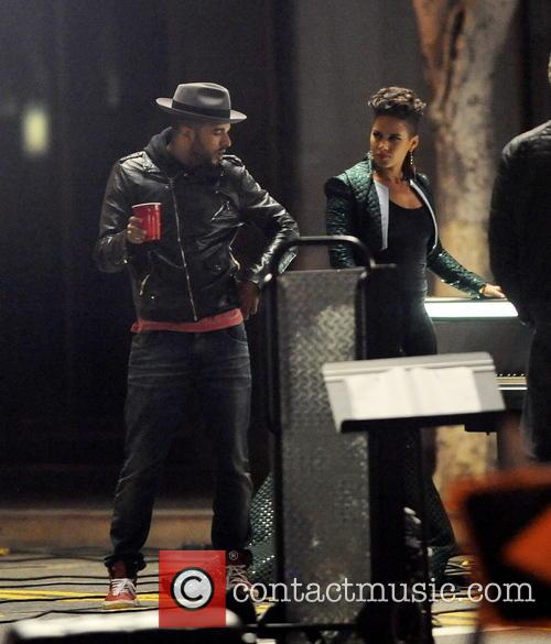 Alicia Keys and Swizz Beatz 8