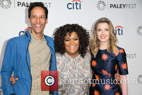 Danny Pudi, Yvette Nicole Brown and Gillian Jacobs 3