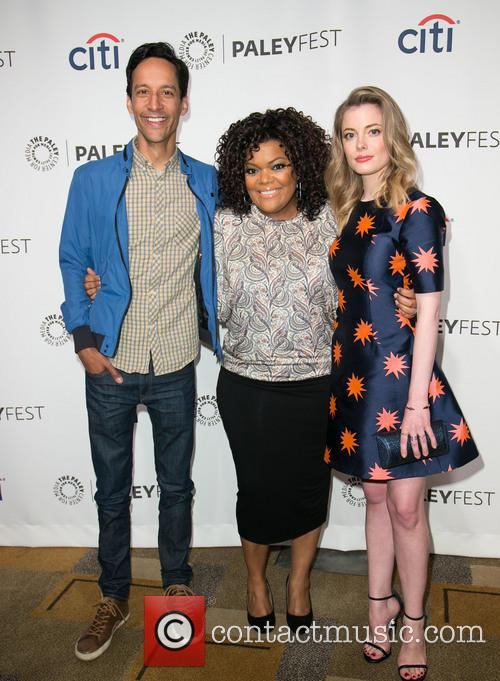 Danny Pudi, Yvette Nicole Brown and Gillian Jacobs 7