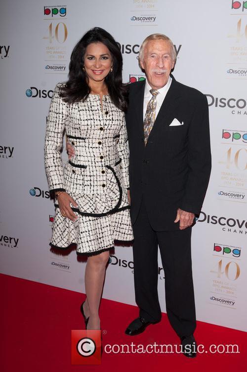Bruce Forsyth and Wilnelia Merced 2