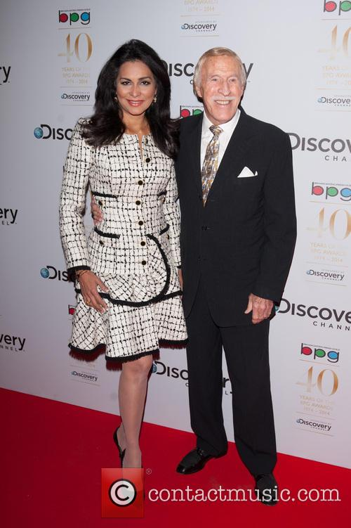 Bruce Forsyth and Wilnelia Merced 5